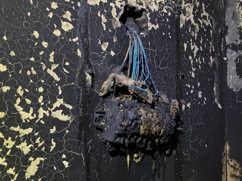12 - Akeringa Karawara Fire Damaged Apartments