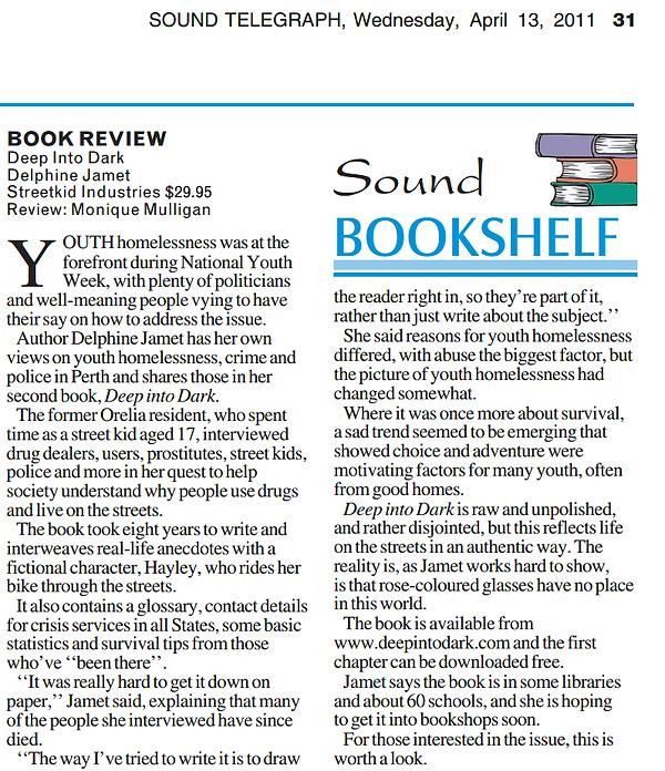Sound Telegraph Newspaper - 13 April 201