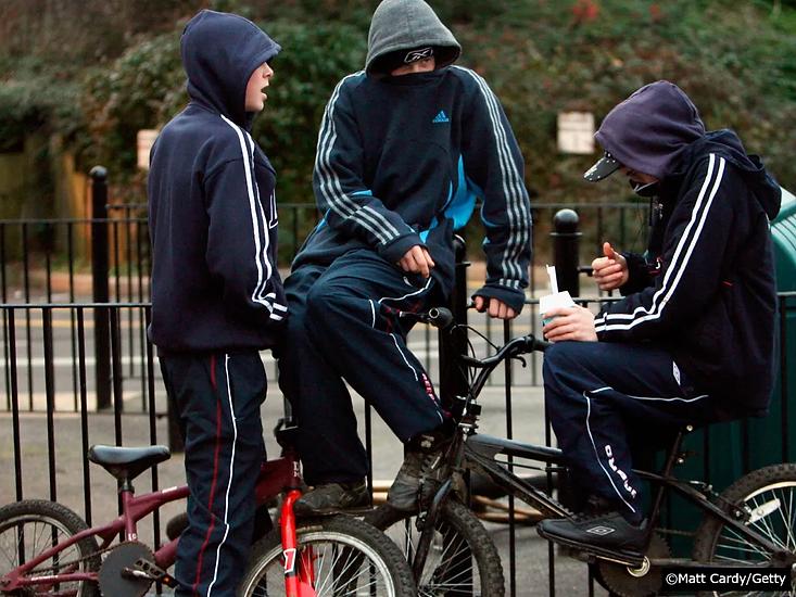 Youth crime criminals delinquent delinqu
