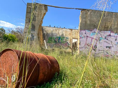 16 - Maddington Ruins