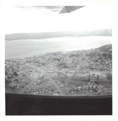 06 - A view from an airplane