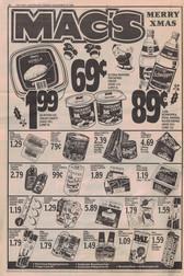 Maci's - 19 December 1989