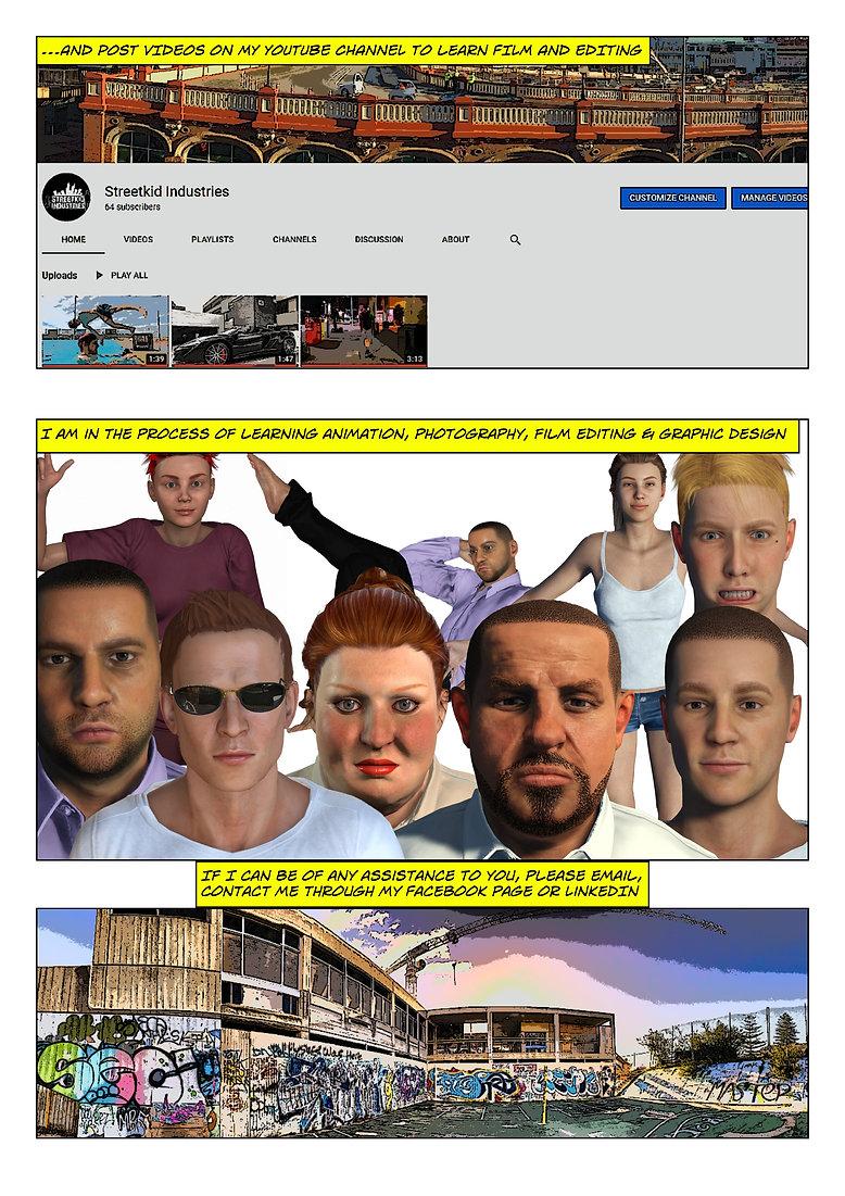 04 - Streetkid Industries Website About