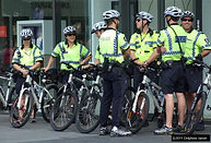 Western Australia Police Service Bicycle