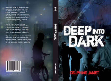 New Deep Into Dark Book Trailer