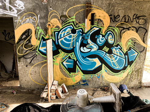 05 - Byford Abandoned Sheds