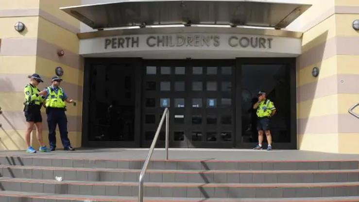 Perth Childrens Court magistrate sentenc