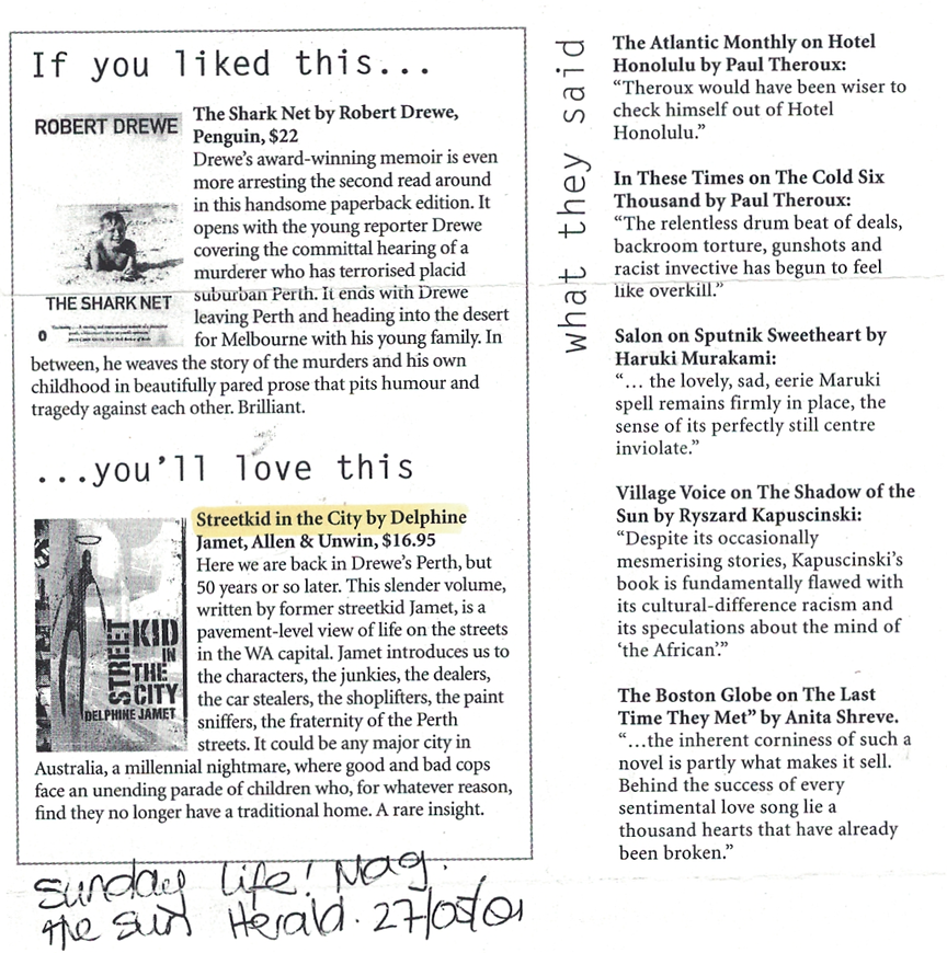 01 - Sunday Life! Mag - 27 May 2001.png