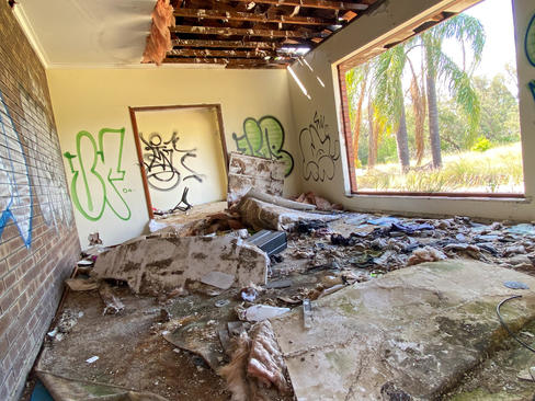 02 - Maddington Ruins