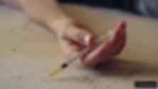 Amphetamines mixed in needle syringle re