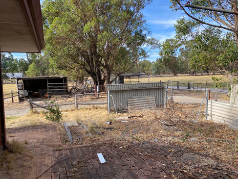 03 - Byford Trashed House