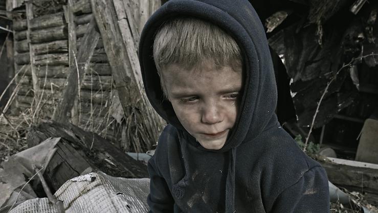 Homeless boy nowhere to call home no one
