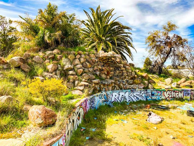 09 - Abandoned Mandurah Castle Fun Park