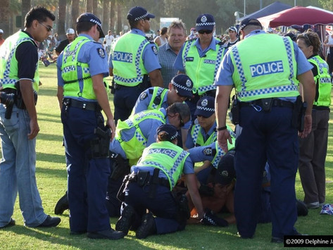 Care and Control in Policing