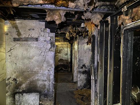 11 - Akeringa Karawara Fire Damaged Apartments