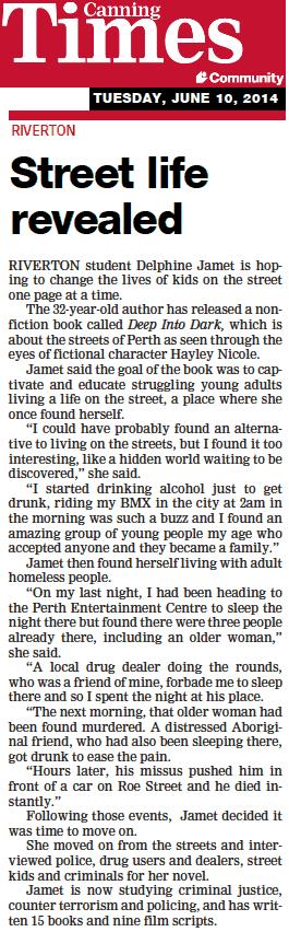 Canning Times Community Newspaper - 10 J