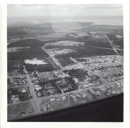 01 - A view from an airplane