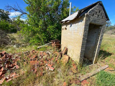 14 - Maddington Ruins