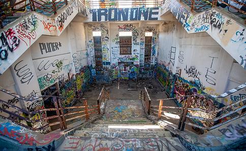 South Fremantle Power Station (Abandoned