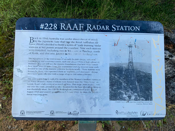 17 - Kwinana Radar Station