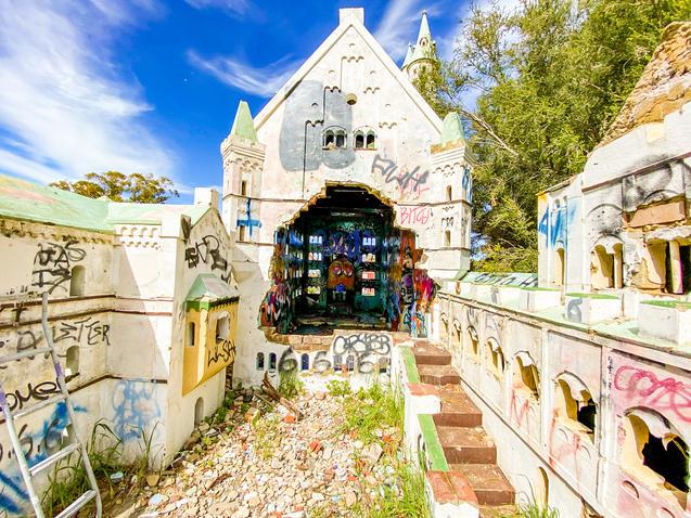 04 - Abandoned Mandurah Castle Fun Park