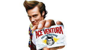 Jim Carrey in Ace Ventura: Pet Detective (1994): Ace Ventura, a private detective, specialises in finding lost animals