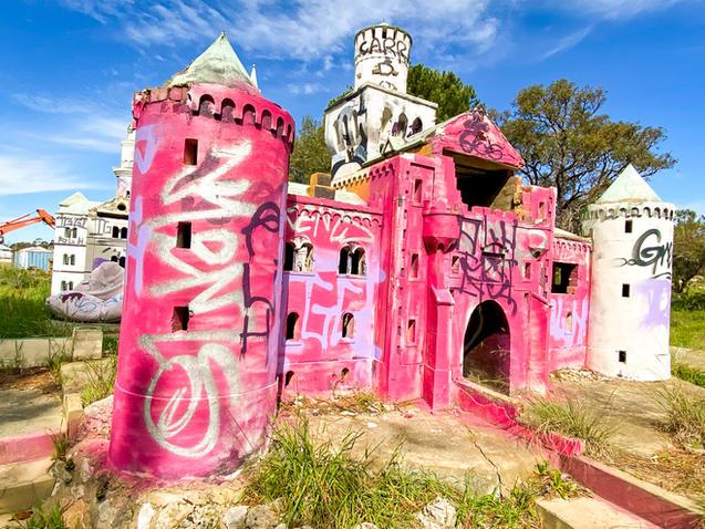 07 - Abandoned Mandurah Castle Fun Park