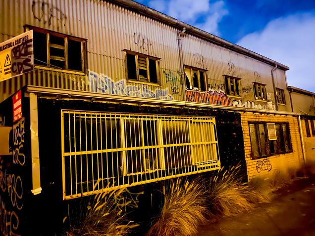 15 - Bayswater Warehouse (Third Visit)