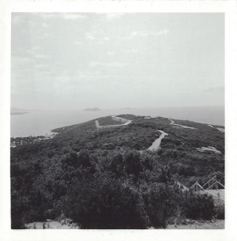 05 - A view of a hill