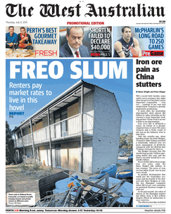 Freo slum, renters pay market rates to l