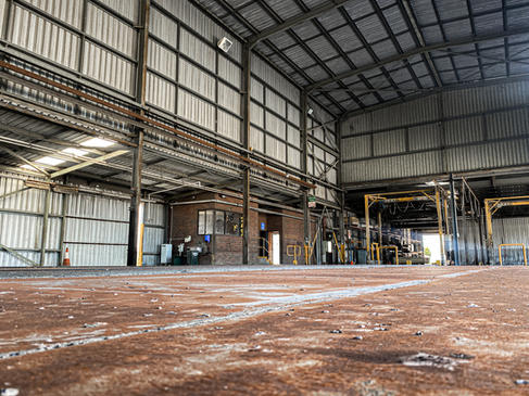 - Landsdale Concrete Factory & Warehouse