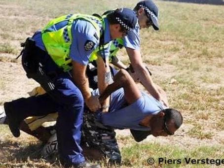 Aboriginals Face Police Racism