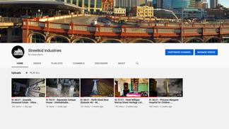 Streetkid Industries on YouTube