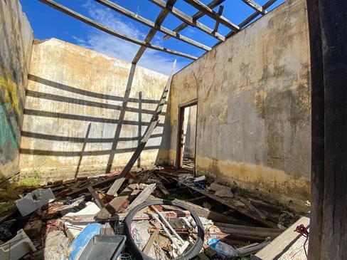 18 - Maddington Ruins