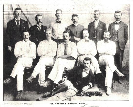 01 - St Andrew's Cricket Club - Kalgoorl