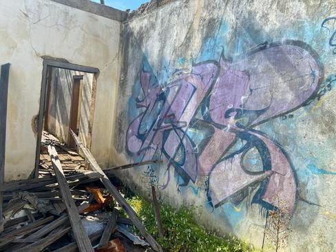 15 - Maddington Ruins