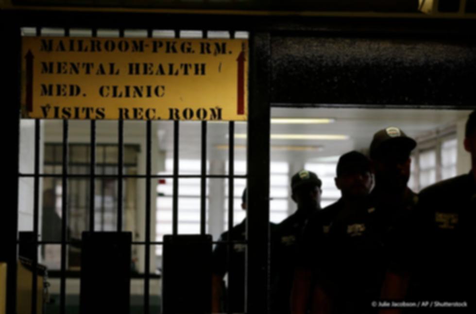 Mental health prison jail treatment puni