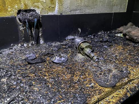 14 - Akeringa Karawara Fire Damaged Apartments
