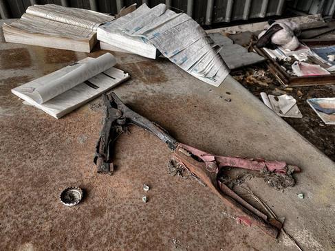 03 - Cockburn Abandoned Sheds