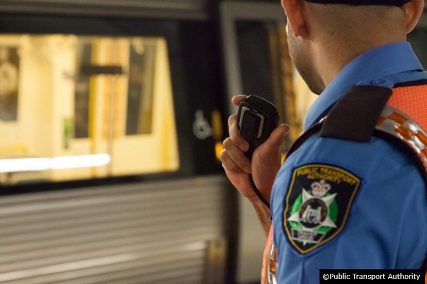 Perth Transit Guard Railway Special Cons