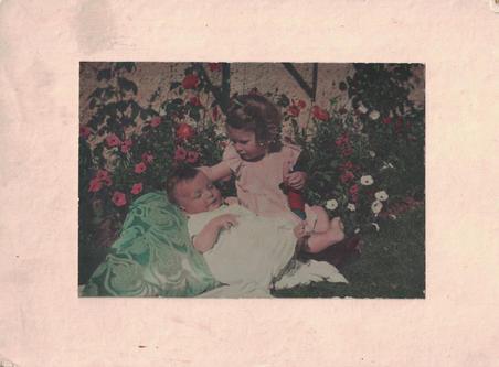 Baby photo found at Nedlands REGIS