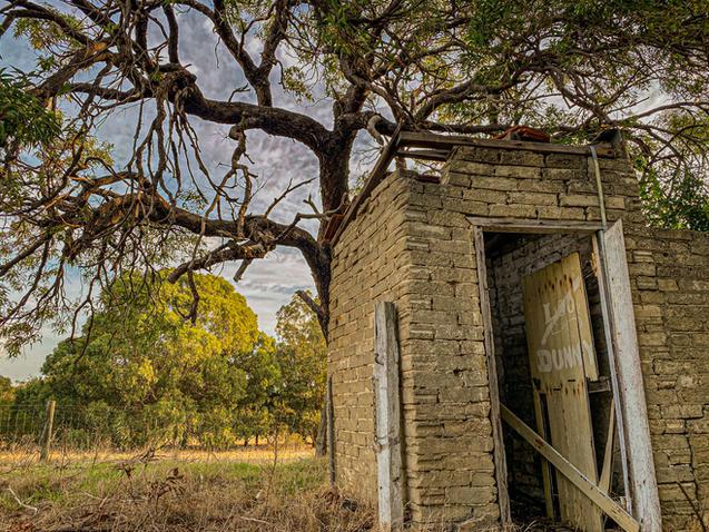 13 - Oakley Abandoned Farm House
