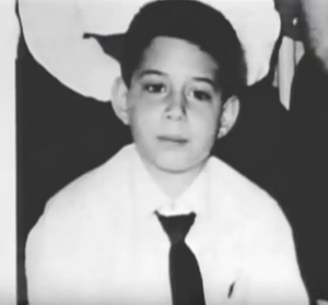 David Berkowitz school boy photo adopted parents Pearl and Nat after his mother Betty Falco conceived Richard David Falco affair with Joseph Kleinman