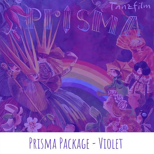 Prisma Package - Violet (Stream, Film-Download, Foto-CD & Plakat B)