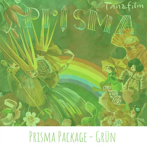 Prisma Package - Grün (Stream, Film & Foto-CD)