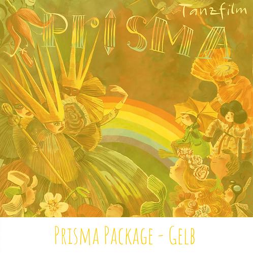 Prisma Package - Gelb (Stream, Download & DVD)
