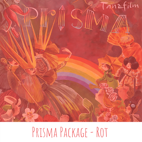 Prisma Package - Rot (Streamzugang)