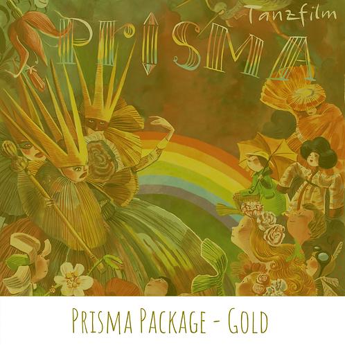 Prisma Package - Gold (Komplettpaket für Helfer - abzüglich 50%)