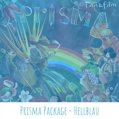 Prisma Package - Hellblau (Foto-CD)