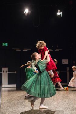 Ballettschule für Kinder